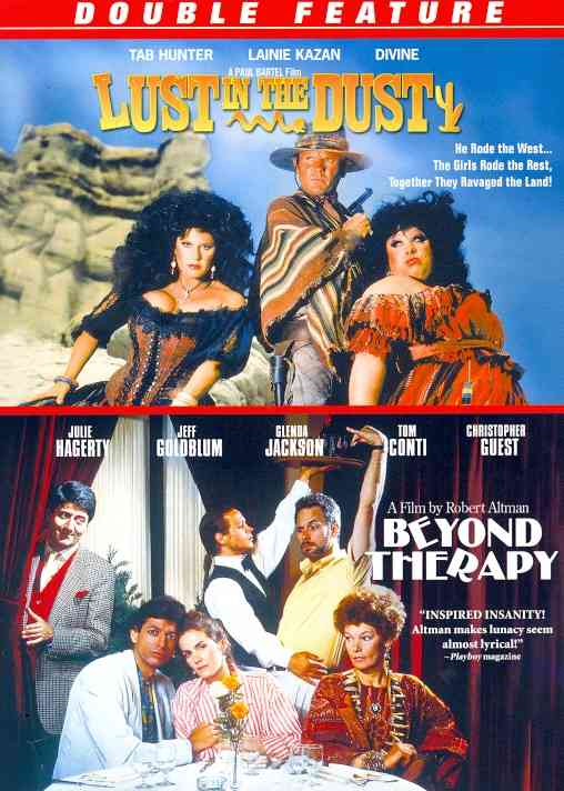 BEYOND THERAPY/LUST IN THE DUST BY GOLDBLUM,JEFF (DVD)