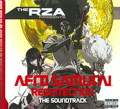 AFRO SAMURAI RESURRECTION (OST) (CD)
